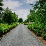 tuin bosrijke omgeving